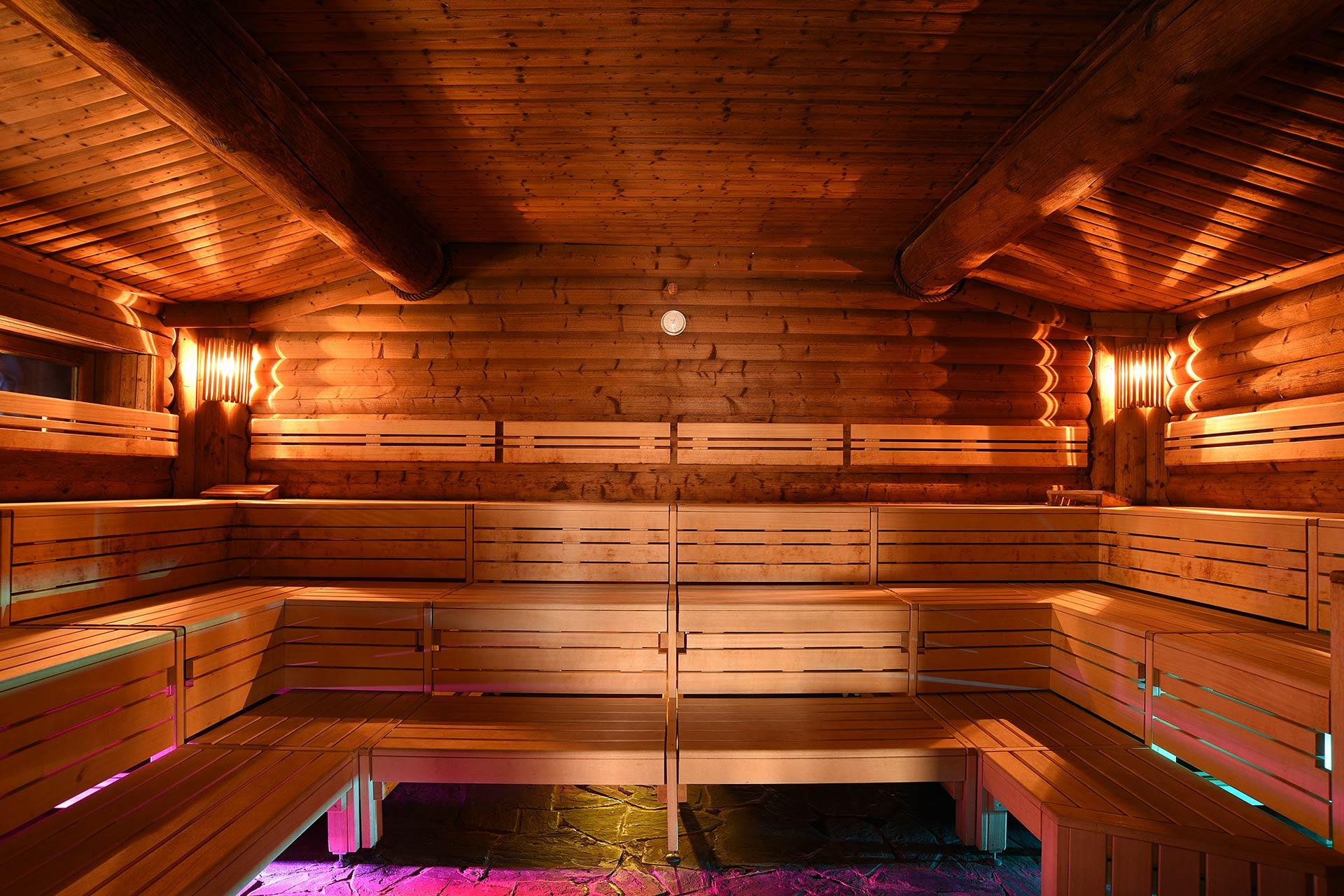 Eifel-Therme-Zikkurat • Piha - Sauna