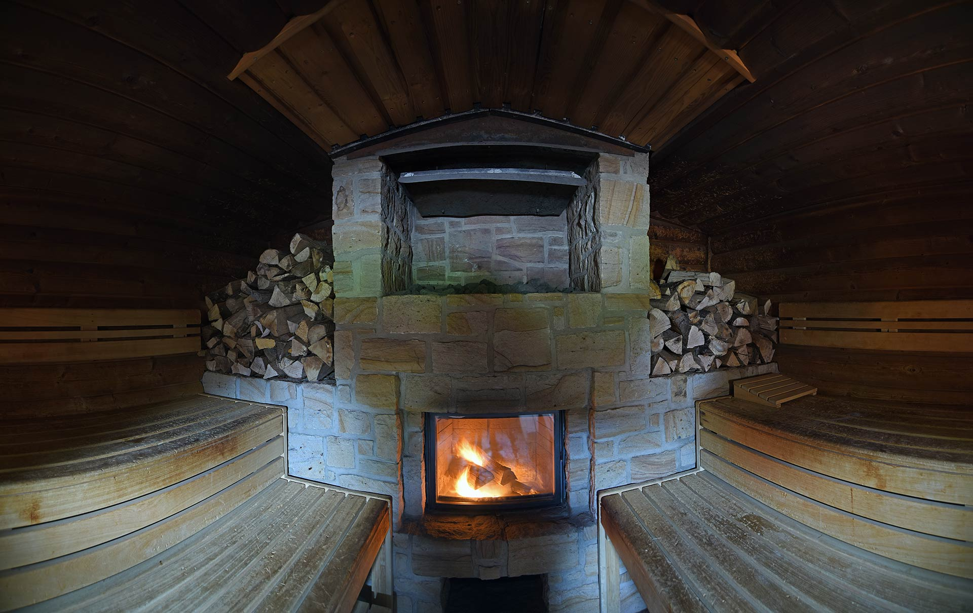 Eifel-Therme-Zikkurat • Maa - Sauna