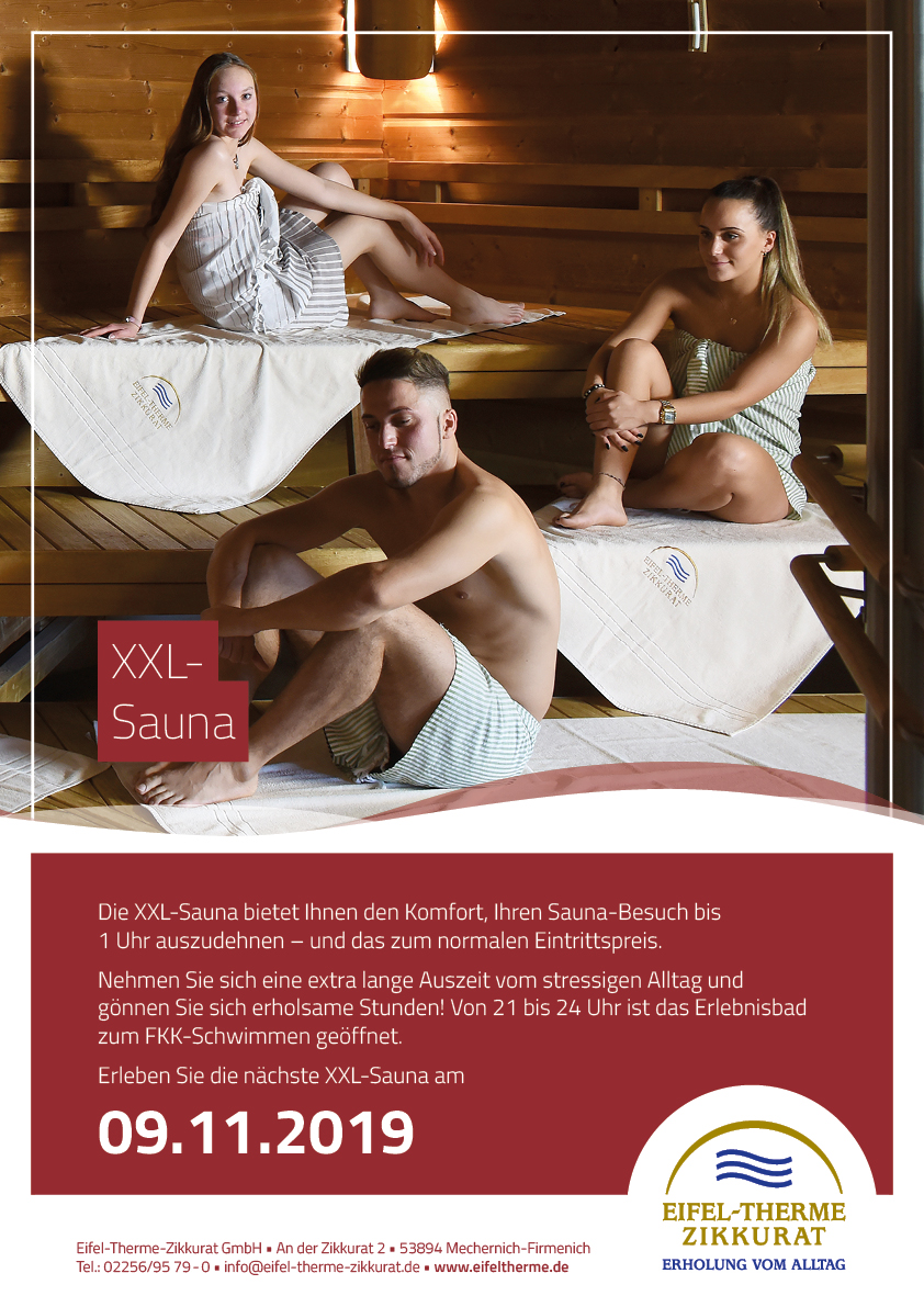 Eifel-Therme-Zikkurat • Events
