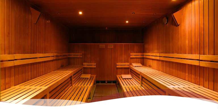 Eifel-Therme-Zikkurat • Sauna