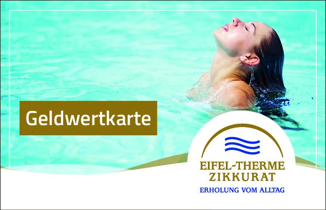 Eifel-Therme-Zikkurat • Geldwertkarte