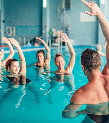 Aqua-Gymnastik • Eifel-Therme