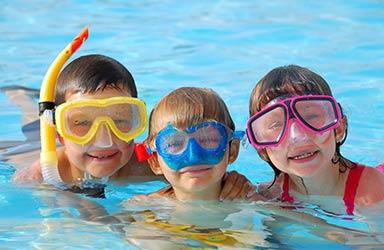 Kleinkinderschwimmen • Eifel-Therme