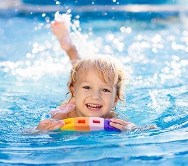 Schwimmkurs für Anfänger • Eifel-Therme