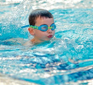 Schwimmkurs Fortgeschrittene • Eifel-Therme