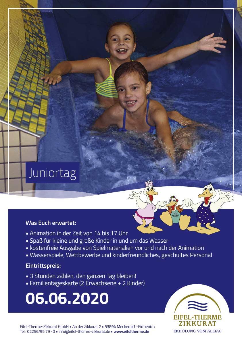 Juniortag • Eifel-Therme