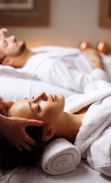 Eifel-Therme-Zikkurat • Massage